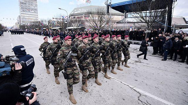 صرب البوسنة يحتفلون بعيدهم الوطني المثير للجدل