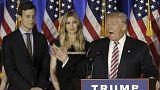 Donald Trump, damadını üst düzey danışman olarak atadı