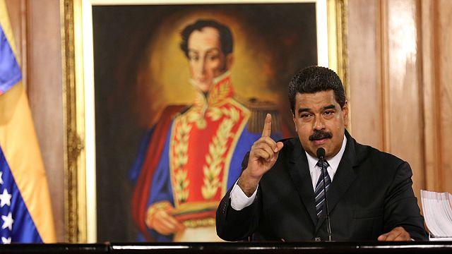 Venezuela Congress - 'Maduro has abandoned his post'