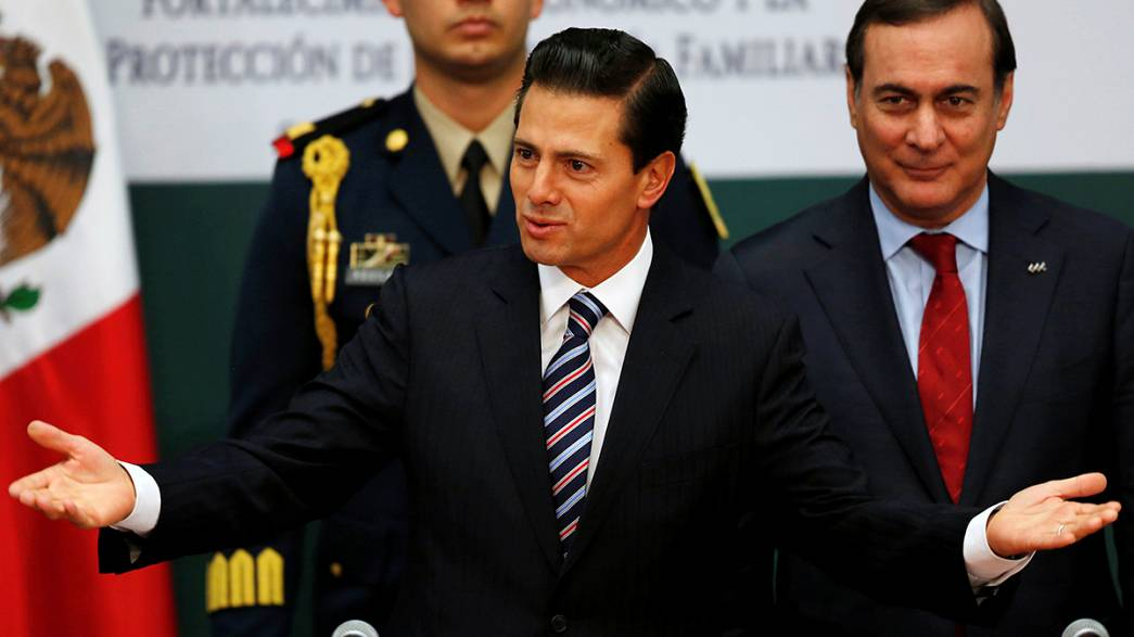 Mexico vows to keep prices stable as anger mounts