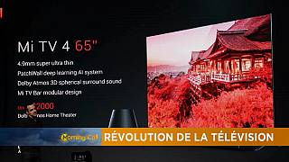 Welcome the new smart TV thinner than the iPhone [Hi-Tech]