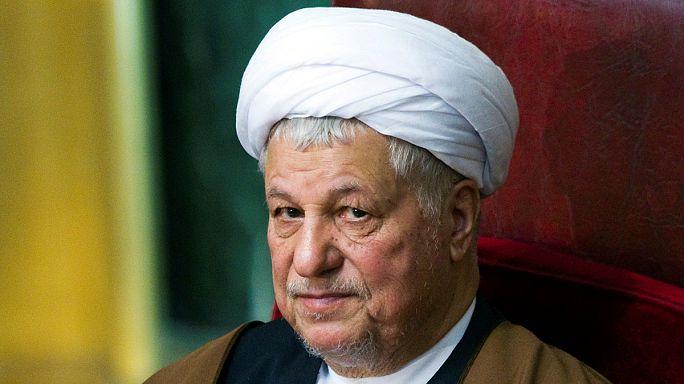 Rafszandzsáni halála átrendezheti az iráni politikai színteret