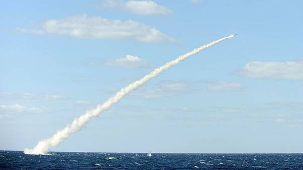 Pakistan fires first nuclear cruise missile from submarine