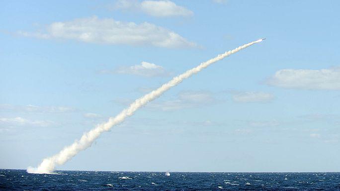 Pakistan denizaltıdan fırlatılabilir yeni bir füze denemesi yaptı