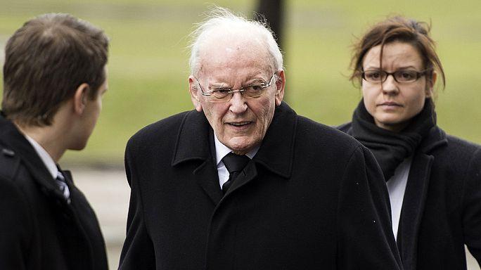 Former German president Herzog dies