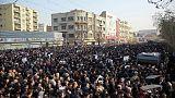 آلبوم عکس؛ مراسم تشییع پیکر اکبر هاشمی رفسنجانی