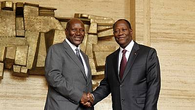 Ivory Coast President Ouattara names ex-PM as vice-president
