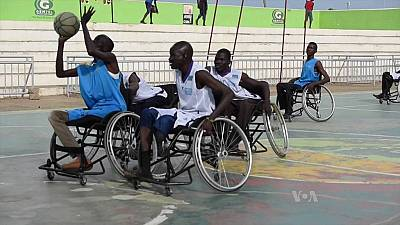 South Sudanese wheelchair basketball finds hope in new coach