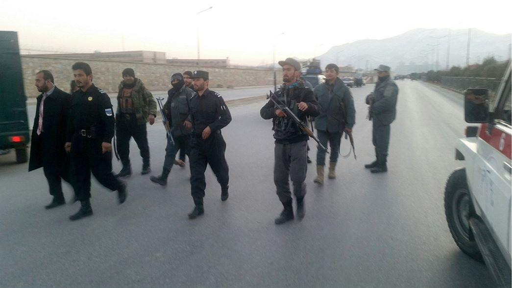Afghanistan : double attentat près du Parlement à Kaboul