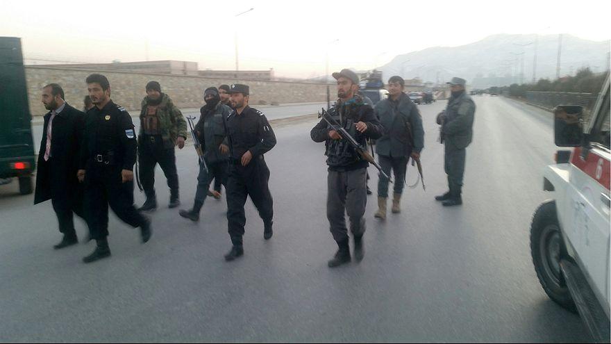 Kabil'de çifte intihar saldırısı