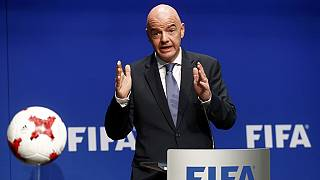 FIFA council members approve Infantino's plan for 48-team World Cup