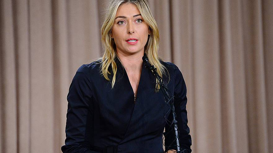 Sharapova fired up for April return