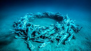 Fedezze fel Európa első víz alatti múzeumát!