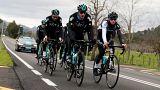 Ciclismo: Team Sky presenta la nuova Pinarello Dogma F10