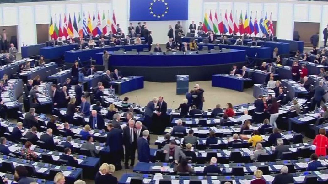 Le PPE passe à l'offensive pour la présidence du Parlement européen
