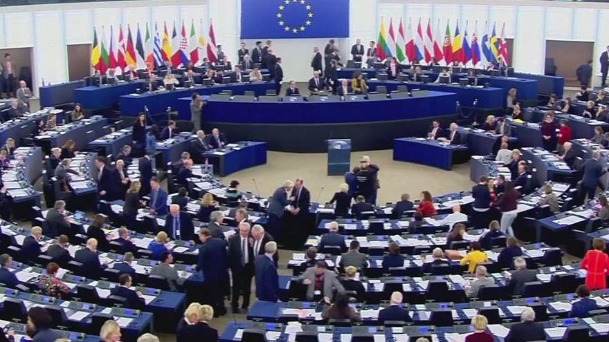 В Европарламенте обострилась борьба за кресло Председателя