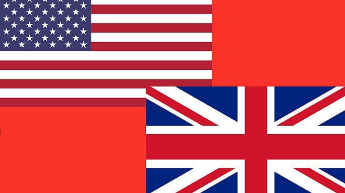 Boris Johnson: ABD ve İngiltere'nin serbest ticaret anlaşması yapması için tam zamanı