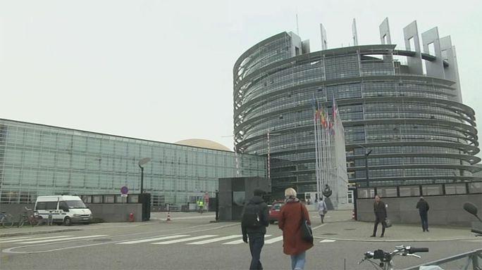 Las fuerzas parlamentarias luchan por la presidencia de la Eurocámara