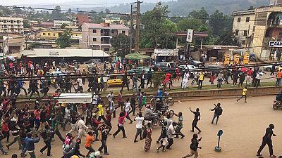 Cameroun : libération de 21 manifestants arrêtés en décembre (radio d'Etat)