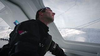 Vendée Globe : Le Cléac'h toujours en tête de la flotte