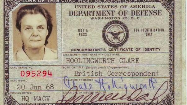 Muere Clare Hollingworth, la decana del periodismo de guerra