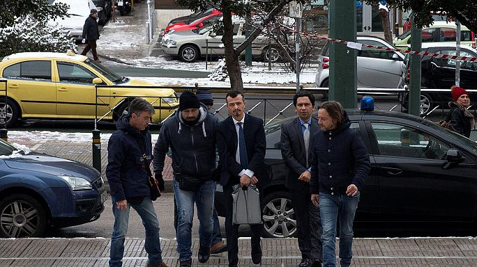 Grecia: el fiscal del Supremo sugiere no extraditar a dos oficiales turcos