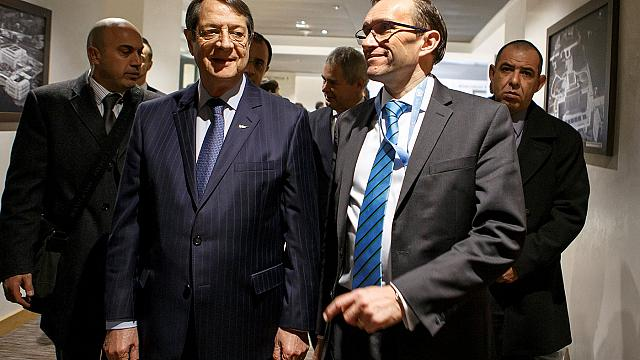 'Peace deal for Cyprus is possible' says UN at unity talks