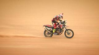 Africa Eco Race nears its climax after battle of the Mauritanian Dunes