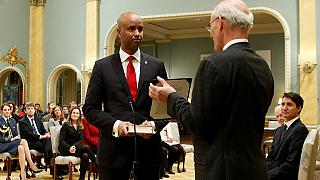 Somali-born lawyer, Ahmed Hussen, named new Canadian Immigration Minister