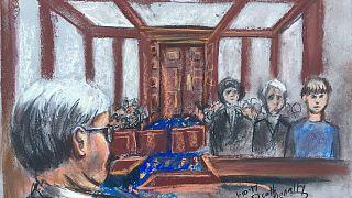 Le tueur de Charleston condamné à mort en Caroline du Sud
