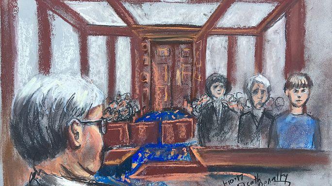 США: убивцю дев'яти афроамериканців засудили до смертної кари