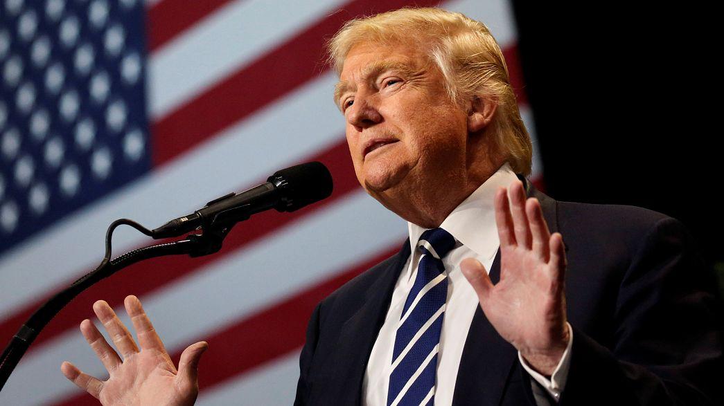 """Война компроматов. Трапм назвал новый доклад """"политической охотой на ведьм"""""""