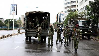 Two al Shabaab suspects detained in Kenya for planning attacks