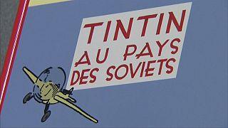 """Le premier """"Tintin"""" prend des couleurs"""