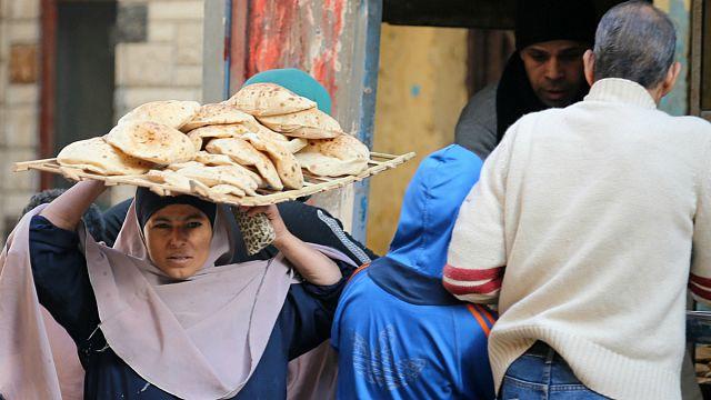 ارتفاع غير مسبوق في معدل التضخم السنوي في مصر
