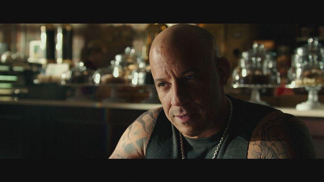 Vin Diesel stars in 'XXX Return of Xander Cage'