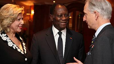 Ivory Coast names Vice President [The Morning Call]
