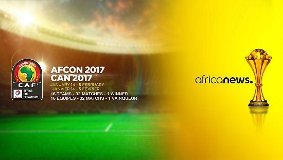 Africanews vous proposera une couverture spéciale de la CAN 2017 au Gabon