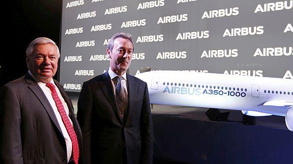 """Airbus: """"China wird in 20 Jahren einer der großen drei Flugzeughersteller sein"""""""