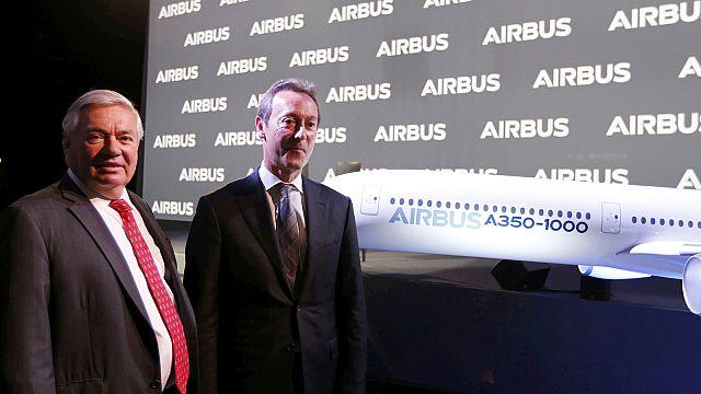 Airbus увеличил объем поставок