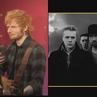 Neues aus der Musikwelt: U2, Ed Sheeran und Ray BLK