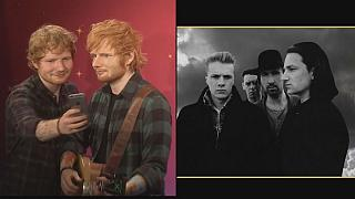 Music News : Ed Sheeran de retour, U2 en tournée