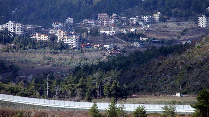 Suriye sınır hattına ikinci etap beton blok örme çalışmaları başladı