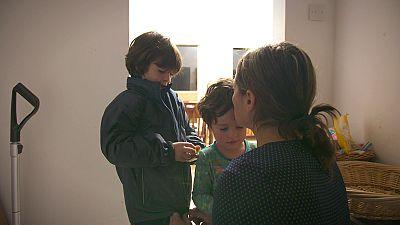 Balancing work and children