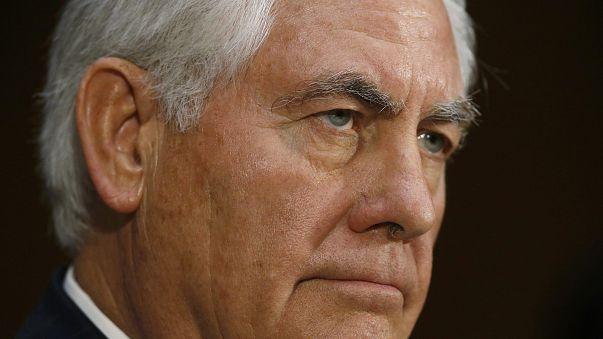 Сенат США заслуховує Тіллерсона, кандидата на посаду держсекретаря