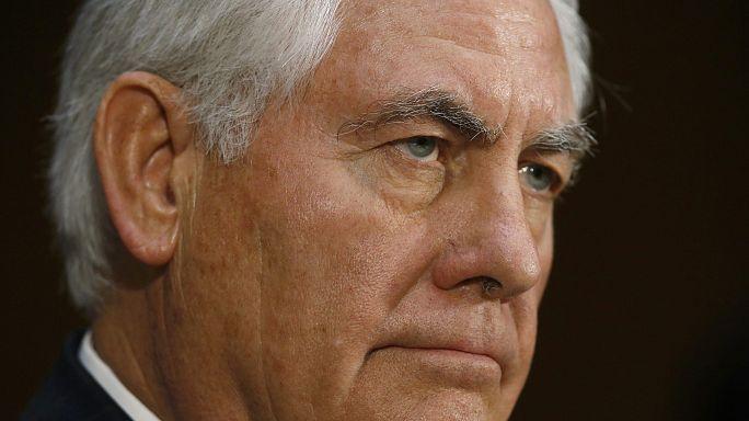 В американском сената заслушали кандидата на пост госсекретаря