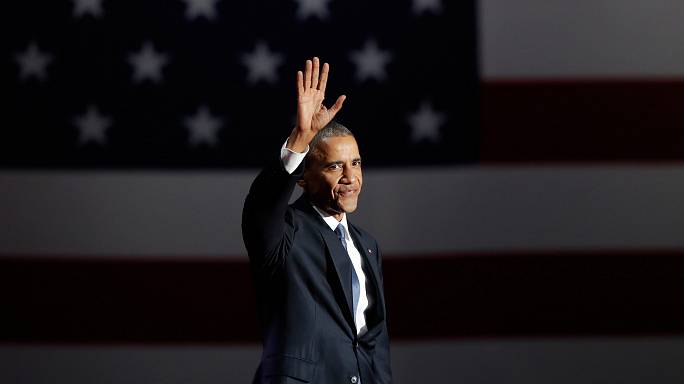 "Barack Obama : ""yes we can, yes we did"""