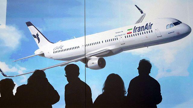 اولین هواپیمای نو ایرباس تحویل ایران شد
