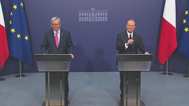 تسلم مالطا رسميا رئاسة الاتحاد الأوروبي حتى نهاية شهر حزيران يونيو المقبل 2017