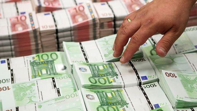 Экономика еврозоны восстанавливается, но не совсем
